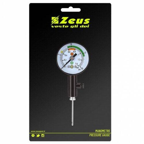 Zeus Balldrukmeter manometer  - zwart - Size: One Size