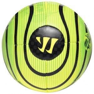 Warrior Gambler Mini Voetbal WFFGMI3-GBY  - groen - Size: One Size