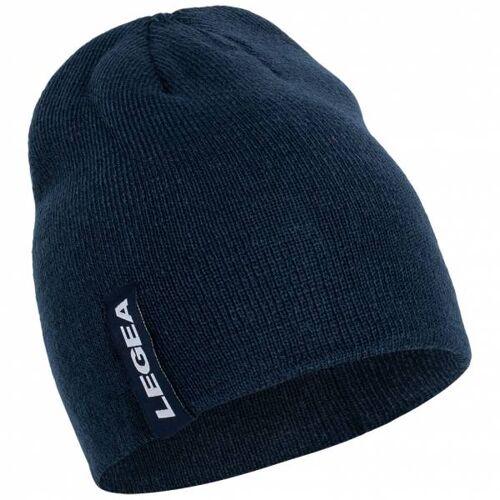 Legea Beanie Wintermuts CAP8920-0004  - blauw - Size: One Size