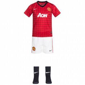 Nike Manchester United Nike Shirt Set Baby's Mini Kit 479276-623  - rood - Size: 65 - 70