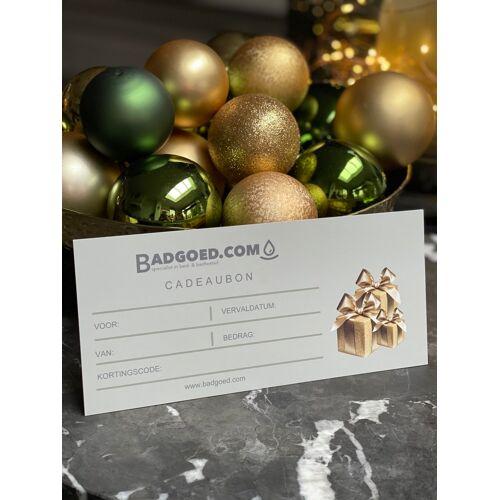 Badgoed / badtextiel Cadeaubon €50,-