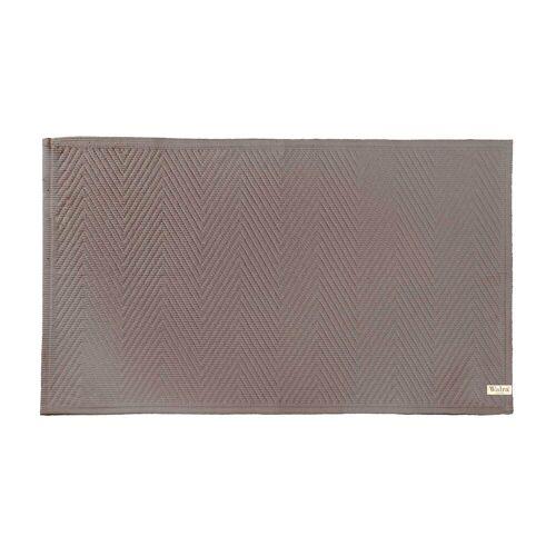 Walra badmat Soft Cotton - Taupe