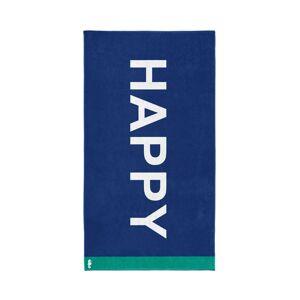 Seahorse Strandlaken Katoen Happy Blue