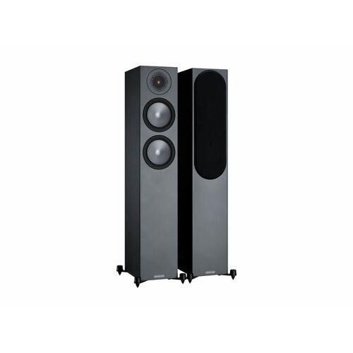 Monitor Audio Bronze 200 vloerstaande luidspreker - zwart (per paar)