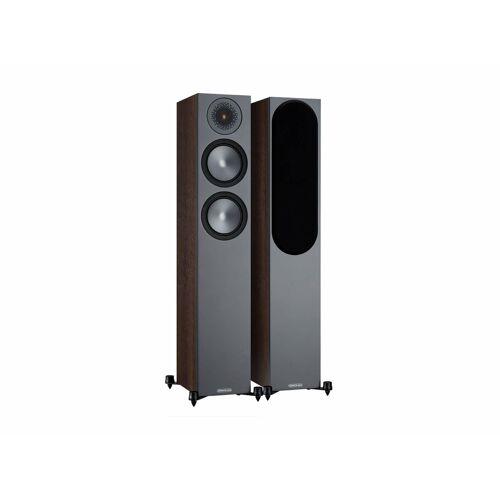 Monitor Audio Bronze 200 vloerstaande luidspreker - Walnoot (per paar)