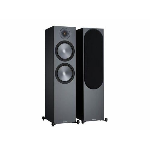 Monitor Audio Bronze 500 vloerstaande luidspreker zwart (per paar)