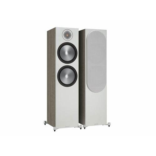Monitor Audio Bronze 500 vloerstaande luidspreker grijs (per paar)
