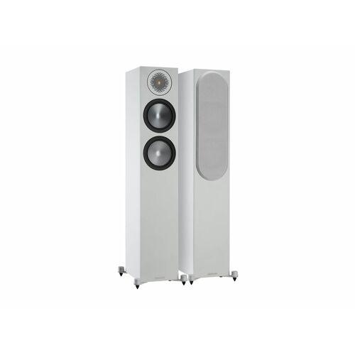 Monitor Audio Bronze 200 vloerstaande luidspreker - Wit (per paar)