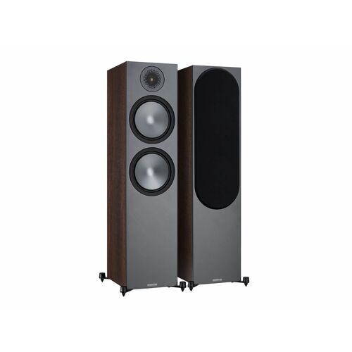 Monitor Audio Bronze 500 vloerstaande luidspreker walnoot (per paar)