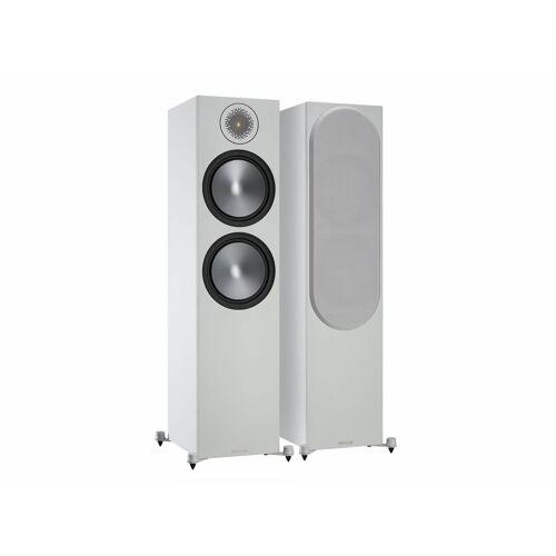 Monitor Audio Bronze 500 vloerstaande luidspreker  Wit (per paar)