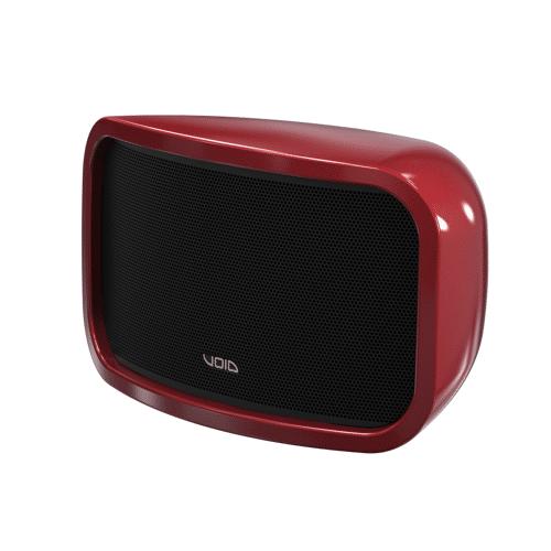 Void Cycloon 8 Speaker - Rood (Per stuk) (Kleur op aanvraag)