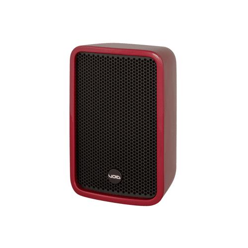 Void Cycloon 10 Speaker - Rood  (Per stuk) (Kleur op aanvraag)