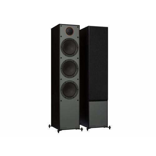 Monitor Audio Monitor 300 vloerstaande speakers - Zwart (per paar)