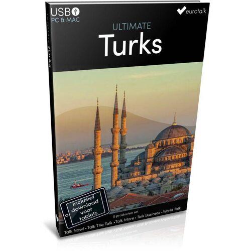 Eurotalk Ultimate Turks leren - Ultimate Turks voor Beginners tot Gevorderden