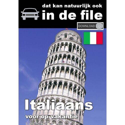 Vakantie taalcursus Italiaans leren voor vakantie - Luistercursus Italiaans [Audio taalcursus - Download]