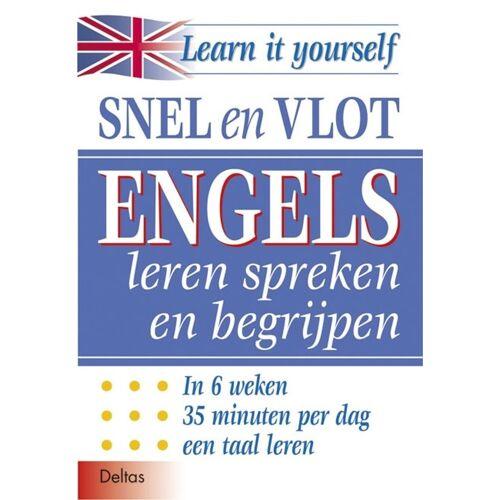 Deltas Snel en Vlot Engels leren spreken en begrijpen   Engels voor Beginners