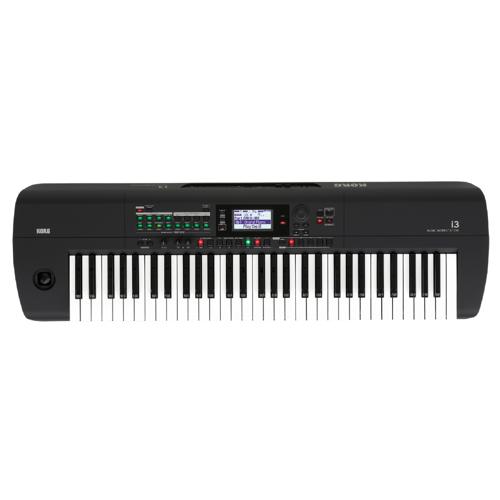 Korg i3 BK keyboard