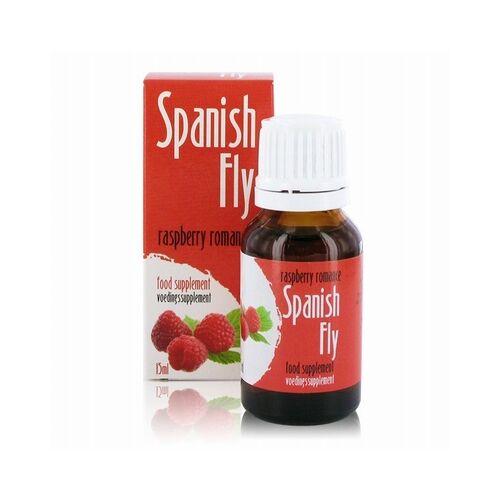Spanish Fly Lustopwekker, 15ml, Raspberry Romance