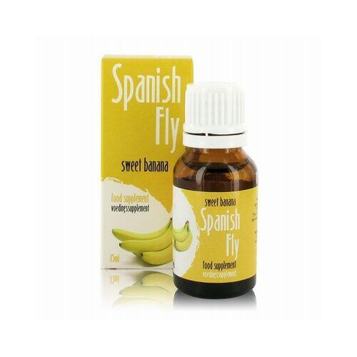 Spanish Fly Lustopwekker, 15ml, Sweet Banana