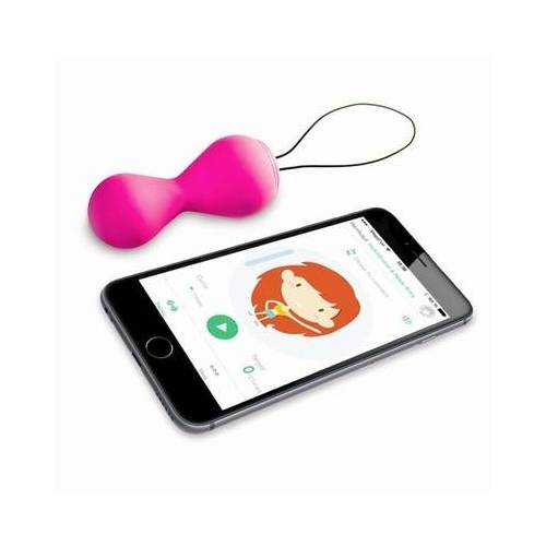 G-balls 2 bekkenbodem trainer met app, roze