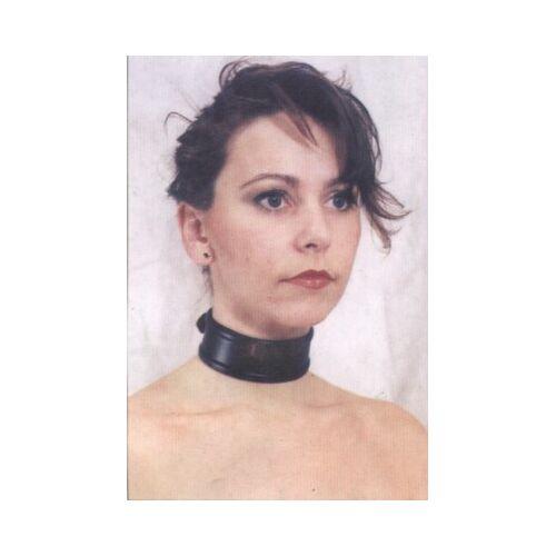 Halsband met afneembare ring