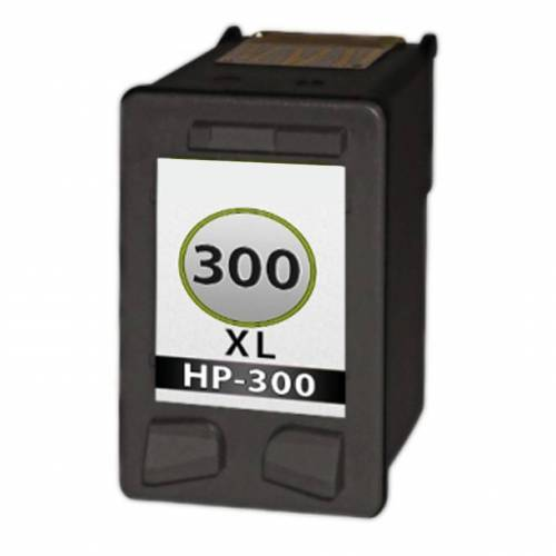 HP 300XL inktcartridge Zwart (huismerk inktcartridges)