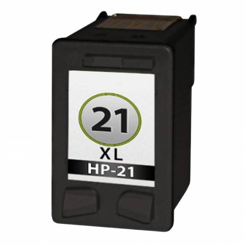 HP 21XL inktcartridge Zwart (huismerk inktcartridges)