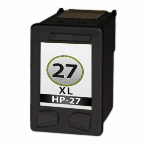 HP 27XL inktcartridge Zwart (huismerk inktcartridges)