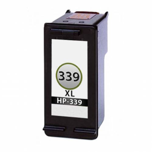 HP 339XL inktcartridge Zwart (huismerk inktcartridges)