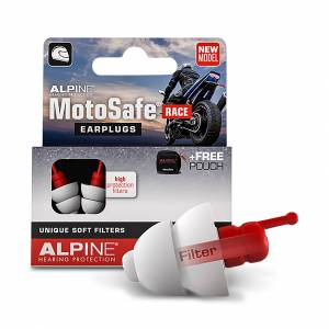 Alpine Oordopjes Alpine MotoSafe Race