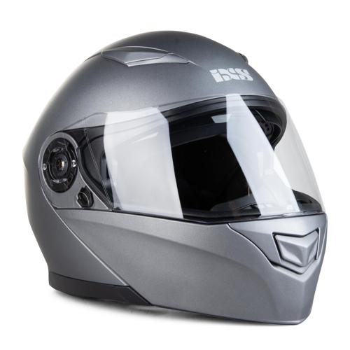 IXS Helm IXS 300 1.0 Mat Titanium