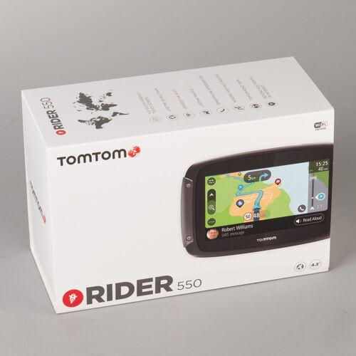 TomTom Rider 550 WORLD 4,3