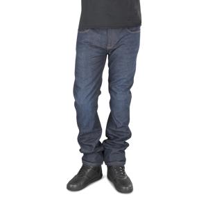 Richa Broek Richa Original Jeans Marine Blauw