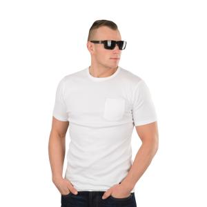 West Coast Choppers T-shirt West Coast Choppers Jesse James Workwear Sturdy Wit