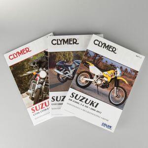 Clymer Reparatie Handboek Clymer Suzuki zoek per model