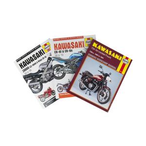 Haynes Reparatie Handboek Haynes Kawasaki zoek per model