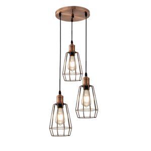 Scaldare Moderne Drielichts Hanglamp 14 cm - Scaldare Avella