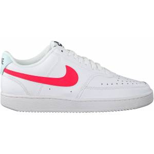 Nike Witte Nike Lage Sneakers Court Vision Low Wmns