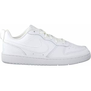 Nike Witte Nike Lage Sneakers Court Borough Low 2 (gs)
