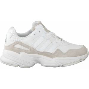 Adidas Witte Adidas Sneakers Yung-96 C