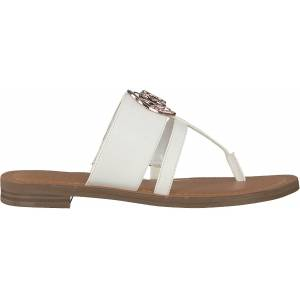 Guess Witte Guess Slippers Genera