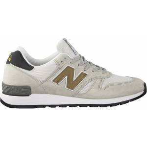 New Balance Witte New Balance Lage Sneakers M670