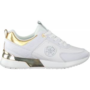 Guess Witte Guess Lage Sneakers Marlyn