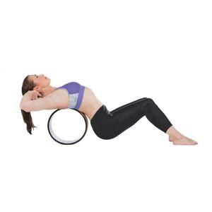 Gymstick Active Yoga Wiel Kurk - 33 cm - Met Online Trainingsvideo's
