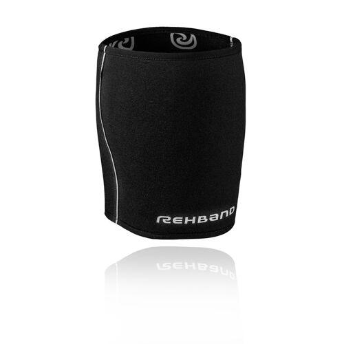 Rehband QD Dijbeenbrace - 3 mm - Zwart  - XL