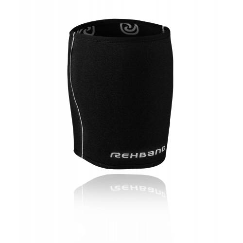 Rehband QD Dijbeenbrace - 3 mm - Zwart  - XS