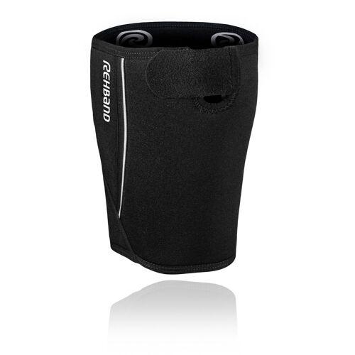 Rehband QD Dijbeenbrace - 5 mm - Zwart - XXL