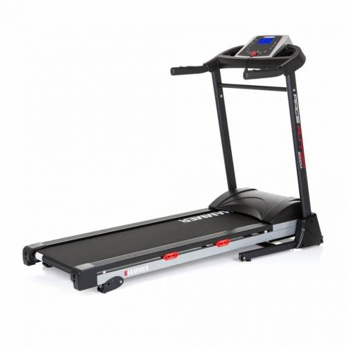 Hammer Fitness Race Runner 2000M Loopband - Gratis trainingsschema