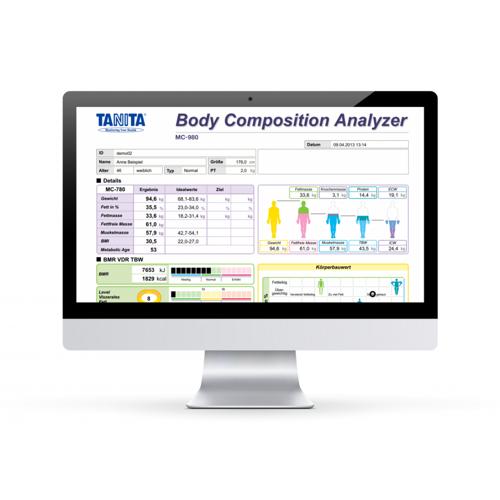 Tanita GMON Pro 3 Software