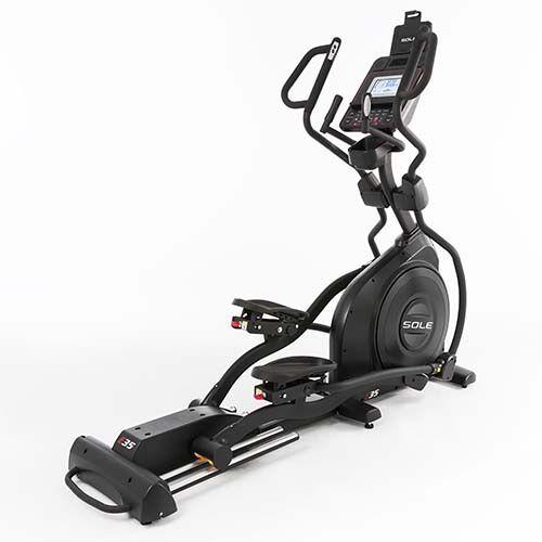 Sole Fitness E35 Crosstrainer - Gratis trainingsschema